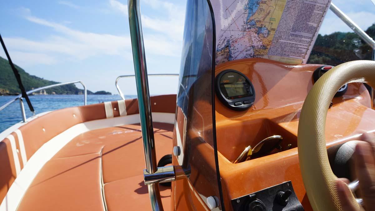 sivota boat rentals ionion luxury boat 6