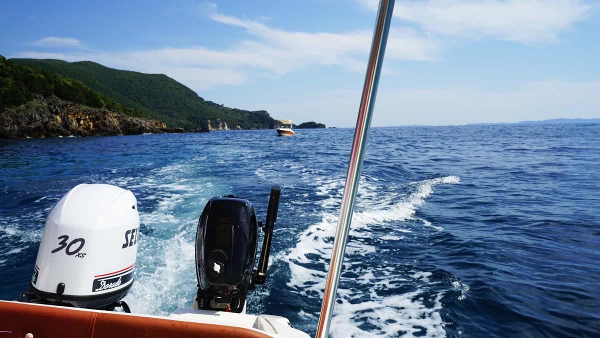 sivota boat rentals ionion luxury boat 8