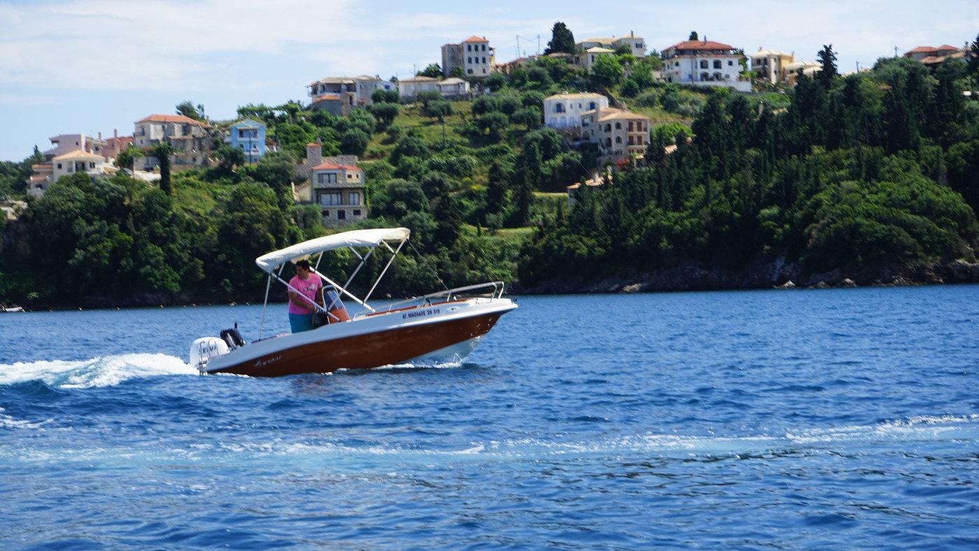 Ionion Luxury Boat Rentals Sivota Varka Enoikiasi 00008