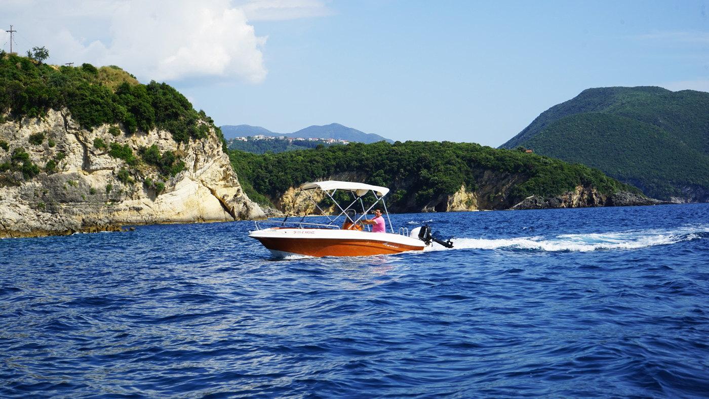 Ionion Luxury Boat Rentals Sivota Varka Enoikiasi 00010