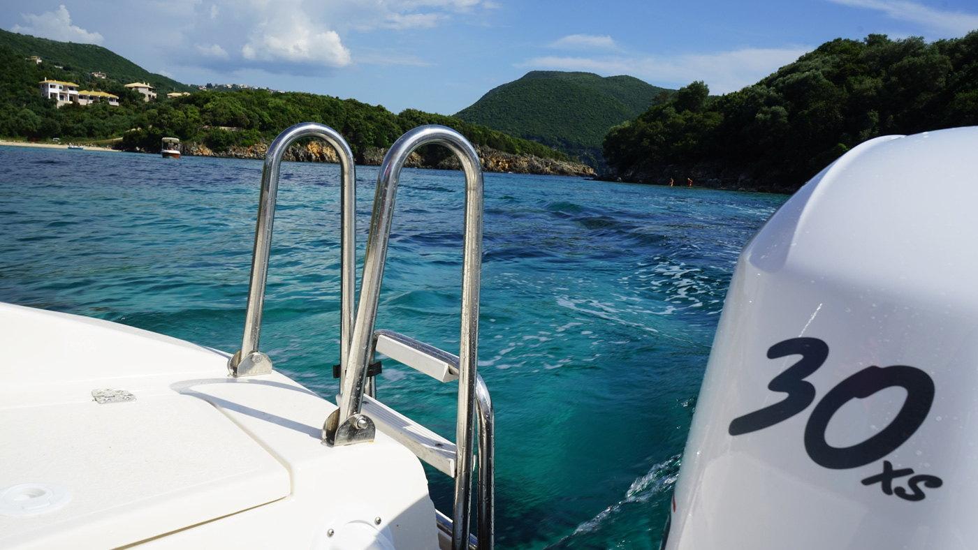 Ionion Luxury Boat Rentals Sivota Varka Enoikiasi 00017