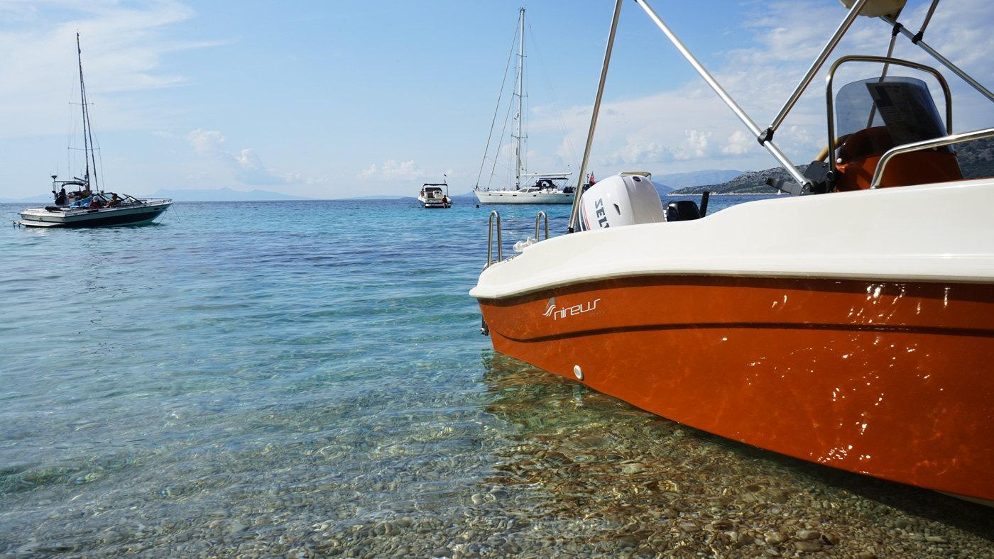 Ionion Luxury Boat Rentals Sivota Varka Enoikiasi 00019