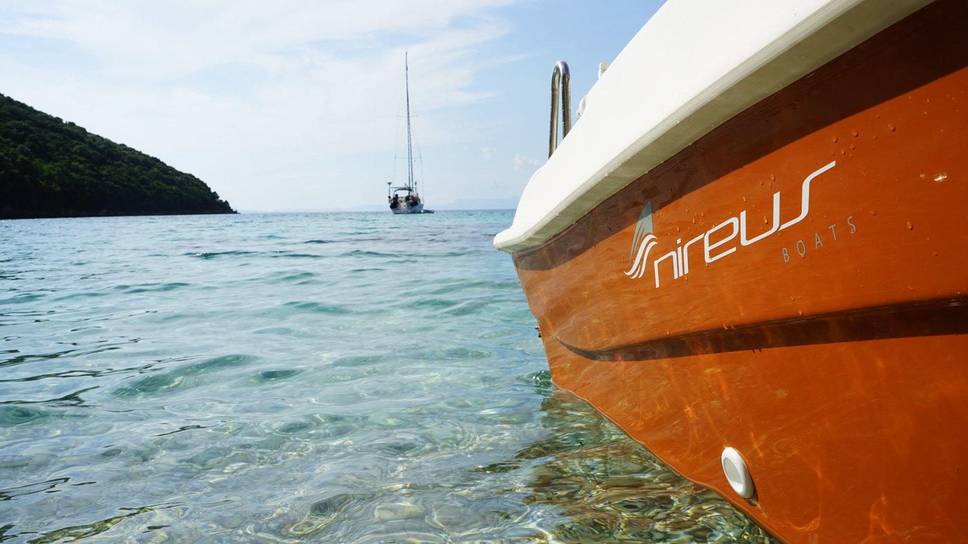 Ionion Luxury Boat Rentals Sivota Varka Enoikiasi 00021