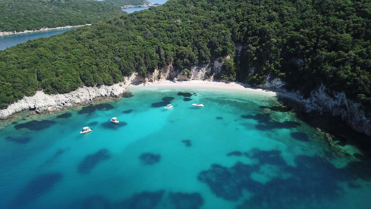 blue lagoon ionion luxury boat rentals