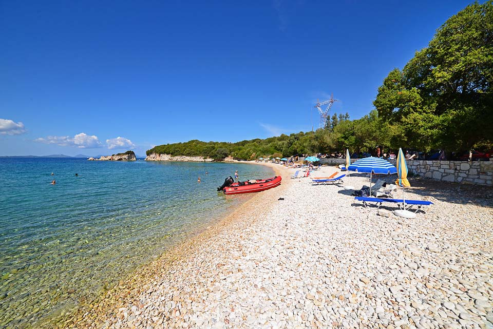dei beach sivota ionion luxury boat rentals